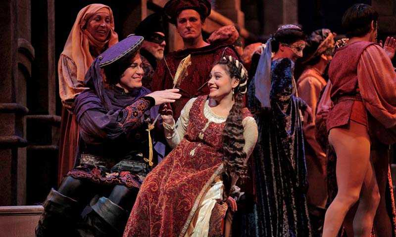 Romeo and Juliet - San Diego Opera - San Diego, Calif.