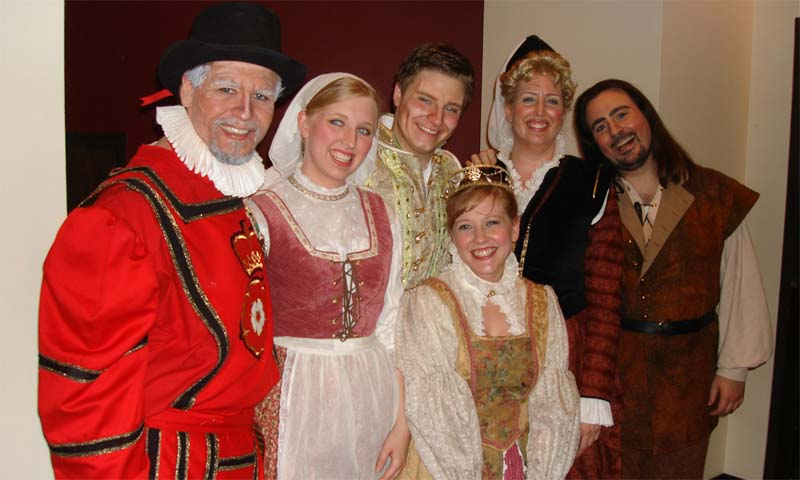 The Yeomen of the Guard - Ohio Light Opera - Wooster, Ohio