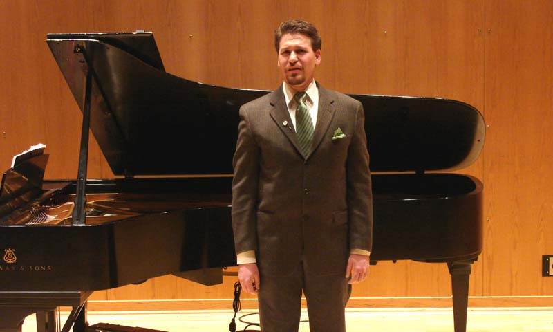 Recital - University of Minnesota - Minneapolis, Minn.